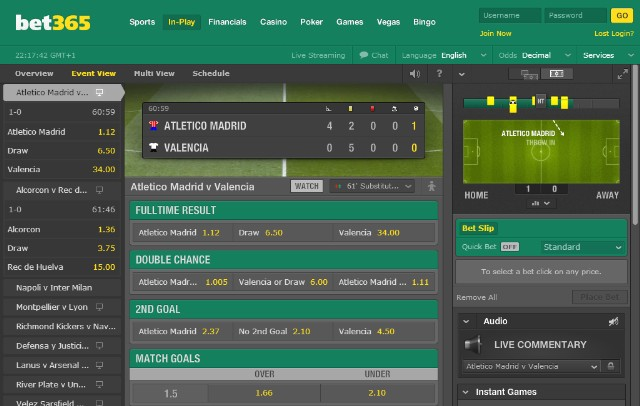 Win 365 Live Betting Strategy - image 3