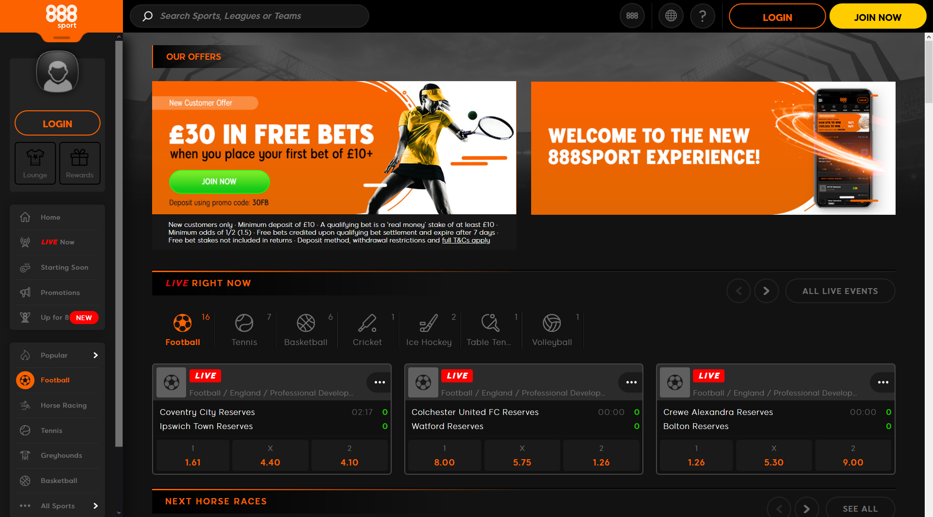 888sport main page