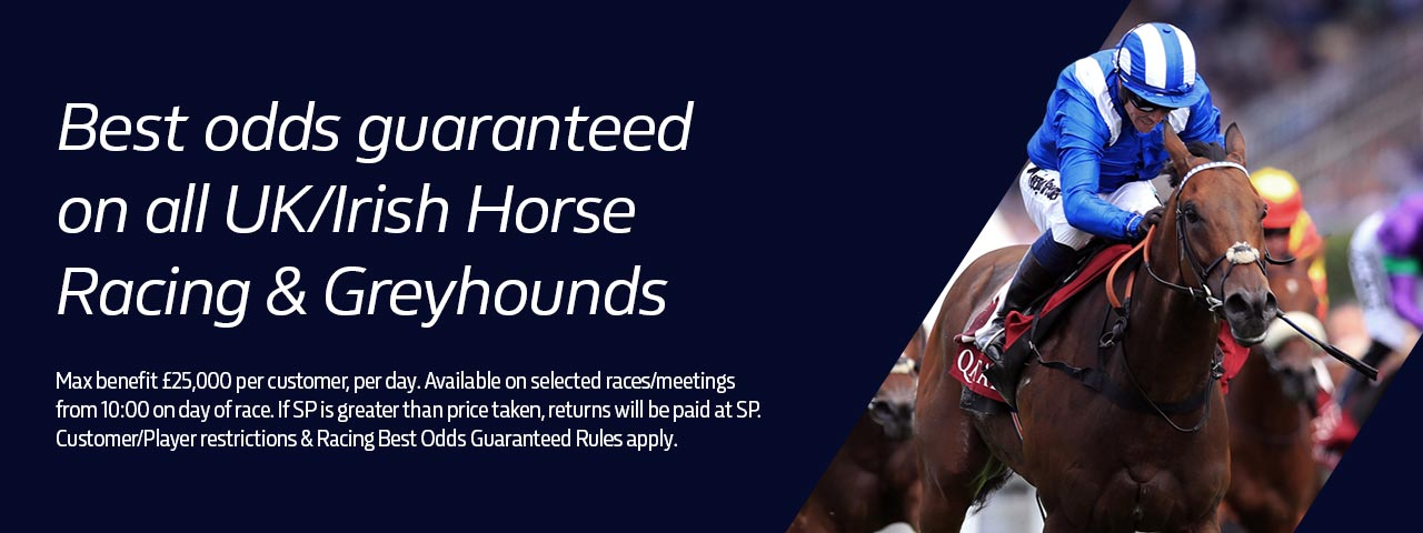william hill best odds horse racing promotion