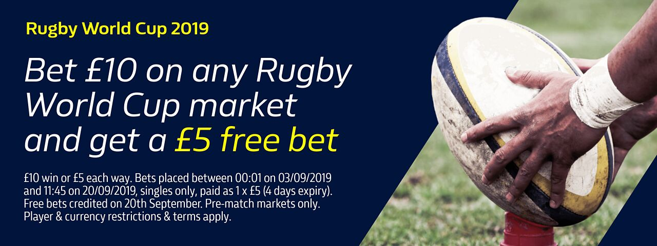 william hill rugby world cup promotion