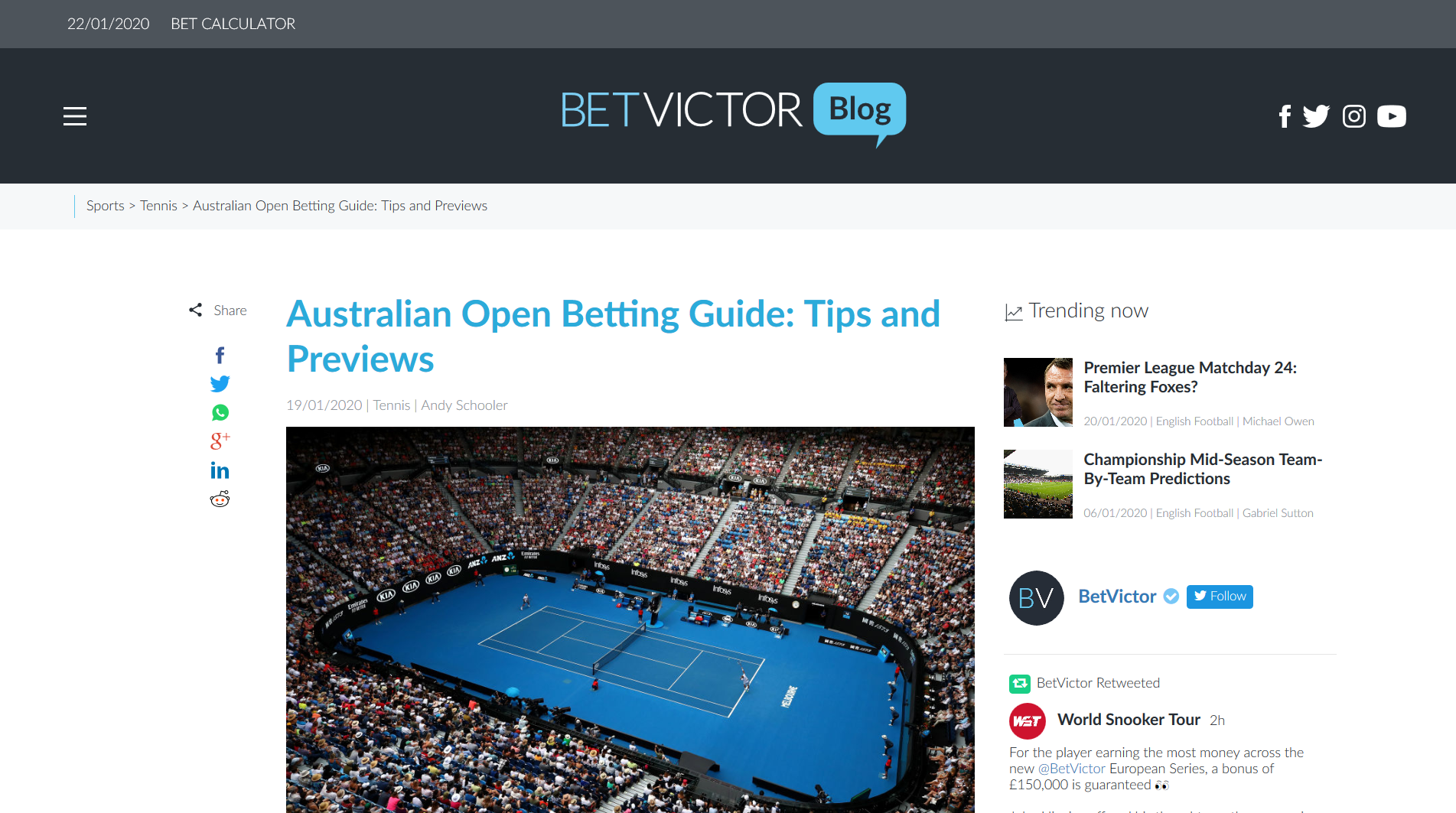 Betvictor Chat