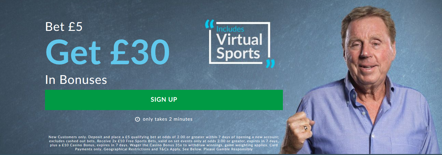 bookmaker betvictor welcome bonus promotion