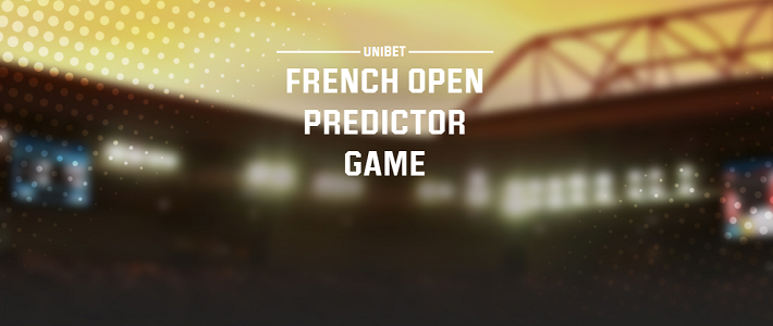 bookmaker unibet french open prediction game promotion