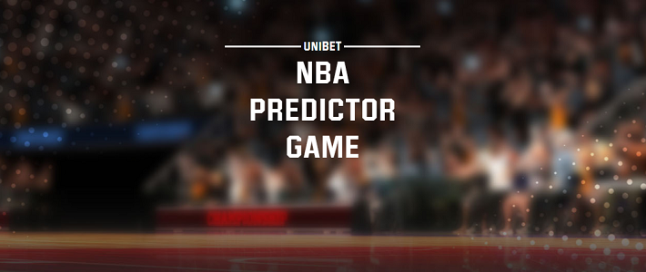 bookmaker unibet nba prediction game promotion