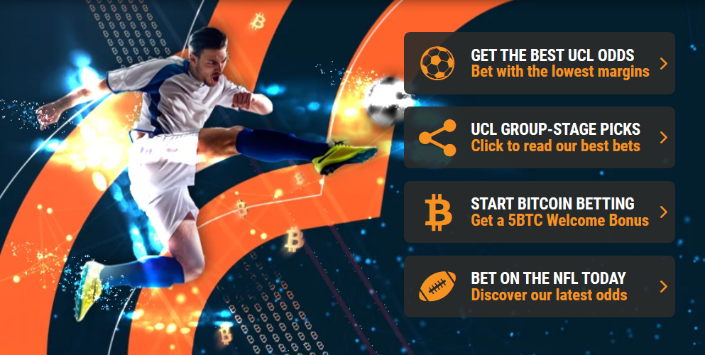 top online bookmakers cloudbet welcome offer