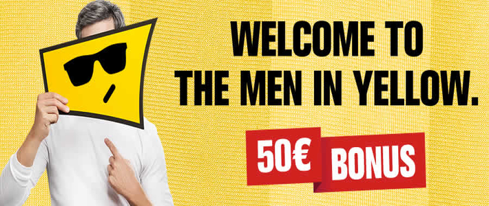 Welcome Bonus Interwetten