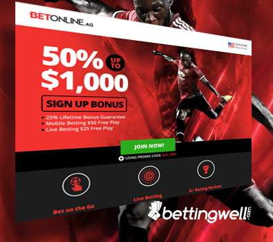 Betonline bookmaker review