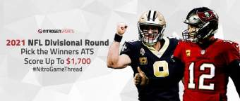 bookmaker nitrogen sports nfl playoffs twitter promotion