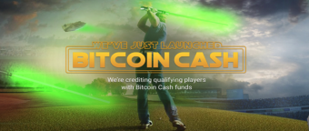 Bitcoin Cash payment method at Cloudbet bookmaker