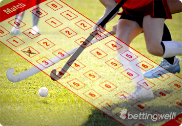 Field hockey betting