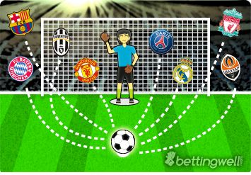 Penalty shoot-out betting