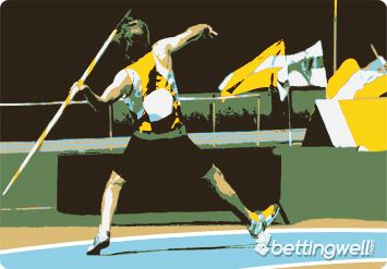 Javelin throw betting