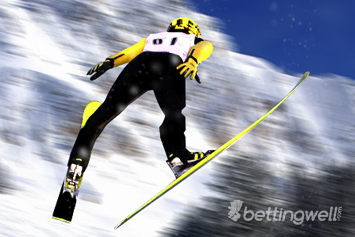 Bookmakers with ski jumping betting offer